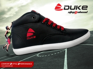 DUKE STEP AHEAD FOOTWEAR COLLECTION