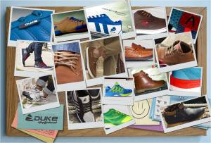 duke footwear collection